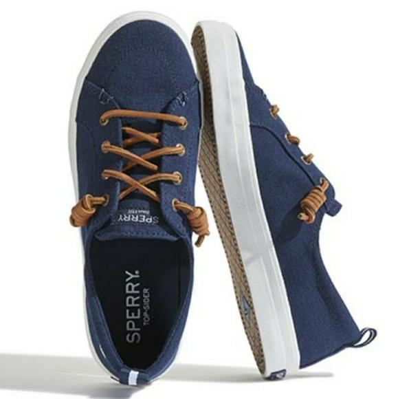 Sperry Pier Wave Ltt Canvas Sneaker